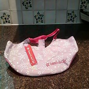 NEW American Girl Double Doll Tote